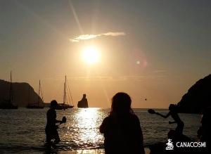 Lieux Lever et coucher du soleil films Ibiza Formentera 2. Canacosmi.
