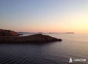 Lieux Lever et coucher du soleil films Ibiza Formentera 3. Canacosmi.
