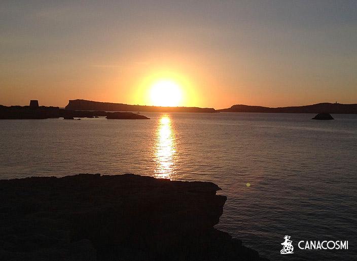 Lieux tournage de films avec lever et coucher du soleil ibiza - Heure lever coucher du soleil ...